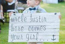 Wedding Inspiration / weddings / by Jillian Stiffa