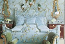 Wallpapers/ fabrics / by Hove Herrmann