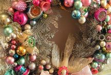 Christmas wreaths / by Kelly Scott