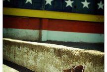 Paths of Patriotism / by Tonya Williams