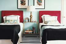 Dream Guest Bedrooms / by Stephanie Farrell