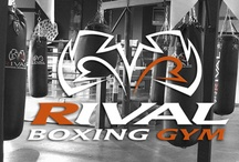 Rival Boxing & Fitness Gym / Montreal / by Rival
