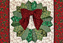 Christmas quilts / by M Armstrong