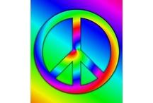 Peace Baby Peace / by Ilene Borasky