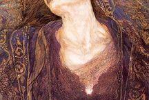 Gustav Klimt / by Gwen Page
