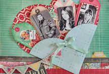 Scrapbooking / by MaryJo Boyus