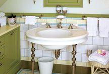 Bathrooms / by Aimee Hale