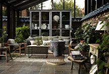 Indoor / Outdoor Spaces / by David Begg