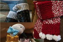 Knitting  / by Kelli Phippen