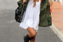 Looks seleccionados  / by escuestiondestilo - Fashion Blog