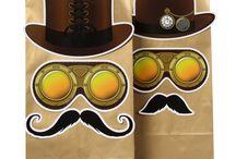 Steampunk Stuff / by Nancy Hunsaker