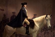 Mr. President / George Washington / by Allyson Turner