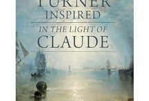 "Turner / Turner is one of the best loved and celebrated of English artists and often referred to as ""the painter of light"". Our products to complement the exhibition reflects both the artist's paintings and his love of the sea. Products have a nautical theme and reflect the colours used in his seascapes and landscapes. / by National Gallery Shops"