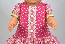 dolls / by Geraldine Thomas