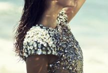 Sparkles, spangles, glitter and sequins!! / So I don't really wear glittery things but I love looking at them...especially in soft focus!  / by Carolyn Waweru Jewellery