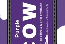 Purple Cow Review / I read Seth Godin's book Purple Cow. Here's what I thought of it. / by Marc Guberti