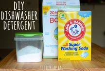 Homemade Cleaners And Cleaning Tips / by Maggie Arnold