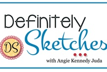 Definitely Sketches with Chic n Scratch / by Chic n Scratch