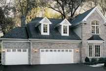 Raynor Traditions Series / Traditions Series steel garage doors are built for dependable, long-lasting performance and offer homeowners an excellent option in three-layer construction. There is no product series in the industry with more flexibility and customization options, making Raynor's Traditions Series well equipped to be the ideal complement to your home's facade. / by Raynor Garage Doors