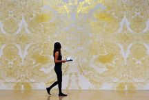 Wallpaper Wow! / by Kellie of Le Zoe Musings