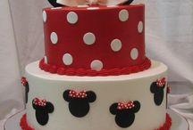 Cake and Cookie Inspiration ~ Disney / by Jolene Hausman
