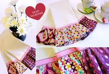 Tea towels and Pillowcases / by MargaretsEmporium