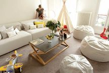 Living Room / by Nicole Furlonge