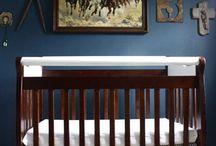 Baby Boy Room Ideas / by erin king