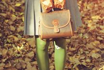 Autumn  / I love autumn / by Zsozsu