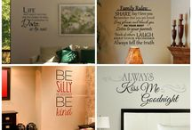 Decor / by Cidalia Dempster