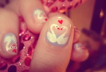nails :) / by Veronica Oshiro