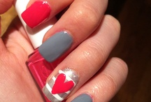 for the <3 of nails / by mama2lala