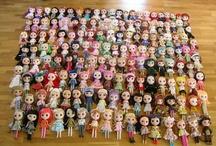 Blythe dolls / by Wandicatt