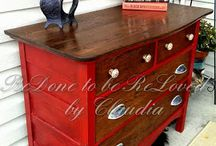 Furniture upholstery ideas!! / by Amy May