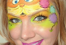 Face painting / by Ana Leal