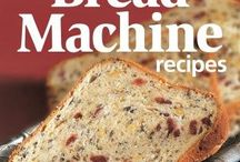 Bread Machine / by Lorri Moynihan