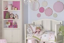 Teen girl room decor / by Shelley Haas Brown