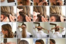Hairstyles / by Amanda Justice