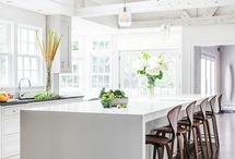 A Kitchen / by Mallory @ the House of Hydrangeas