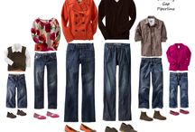 What to wear for portraits / by Wanda Hollis Photography