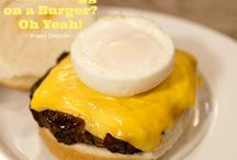Put An Egg On It with Burnbrae Farms / Put An Egg On It with Burnbrae Farms #PutAnEggOnIt / by Mommy Outside the Box