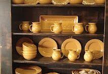 Pottery / by Barbara Davin