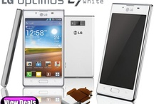 LG Optimus L7 White Deals / Free White LG Optimus L7 contract deals with the cheapest UK prices for line rental on pay monthly contracts. / by Phones LTD - Compare Cheap Mobile Phone Deals