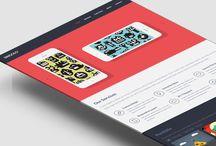 Website Designs / Website designs / by Designer First
