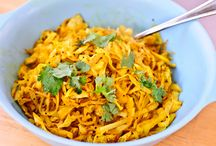 Indian Food / by Heather English