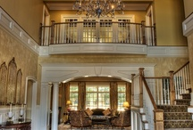Foyers and staircases / by Sonja Cook