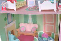 Dollhouse / by Michelle Simonett