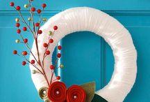 wreaths / by Brandy Keagy