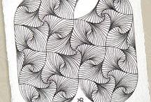 zen doodles / by Kathi Fay