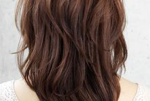 Hair styles / by Vivian Le